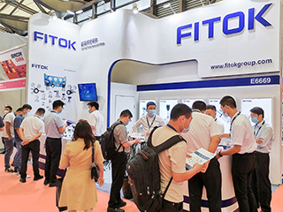 Thank You for Visiting FITOK Stand at SEMICON China 2020