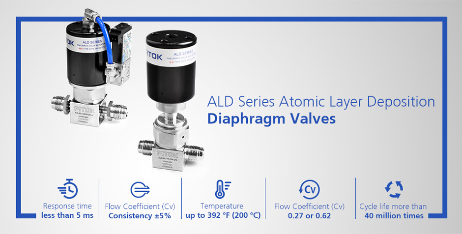 Atomic Layer Deposition, ALD Series